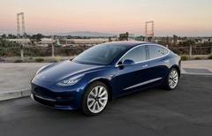 5月新能源豪华品牌销量出炉 特斯拉model 3冠军