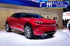 中国版的Model X 长城WEY XEV无线充电概念车实拍