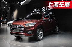 2017上海车展 北京现代全新一代ix35实拍