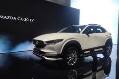 马自达CX-30 EV发布 亮黑色格栅/最快下半年上市