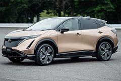 日产将国产9款电动车 Ariya明年上市-动力超宝马iX3