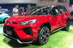 广汽丰田威兰达增新车车型 每公里油费仅6分钱/或23万起售
