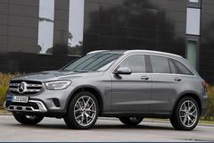 奔驰新款GLC混动版售价公布!配置丰富/动力大涨