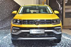 上汽大众T-CROSS新增1.2T动力 油耗更低即将开卖