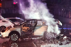 频频自燃!威马EX5再生起火爆炸事故-震感明显!