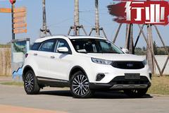 新款SUV立功了 福特领界+撼路者前5月销量增长近7倍