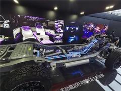 """上海车展除了""""五炮三弹"""",长城这些皮卡新技术也值得关注"""