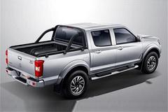 郑州日产锐骐国六柴油版正式上市,9.58-12.78万元!