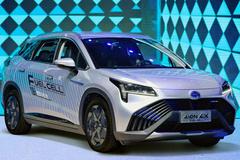 广汽氢燃料Aion LX加氢3分钟跑650km 年内上路