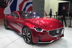 名爵18个月内将推7款新车 大改款轿跑动力更强