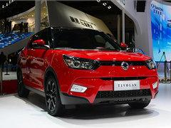 双龙小SUV蒂维拉购买推荐 首选中配车型