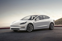 特斯拉承认早期Model 3缺陷 涉水后后杠可能脱落