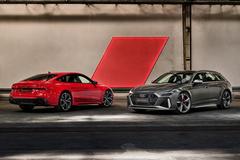 奥迪全新RS6等4款性能车预售价曝光 143万元起售