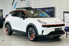 领克06到店实拍 推多款动力车型/售11.86万起