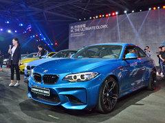 2016北京车展 新宝马M2双门轿跑车实拍