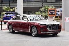 全新红旗H9+将于上海车展接受定制 车身大幅加长
