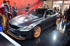 2016北京车展 宝马M4 GTS中国首发实拍
