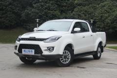 江铃宝典柴油国六搭载2.4T发动机,售价或8万多