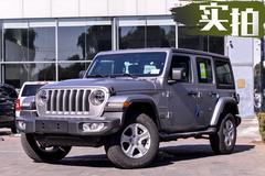 还是那台Dream Car吗? 全新Jeep牧马人实拍