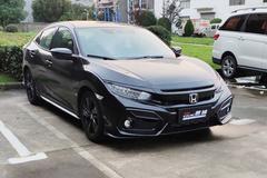 东风本田年内推5款全新车 思域两厢版7月底上市