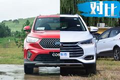 高颜值的中大型SUV新锐 欧尚COS1°对比比亚迪唐