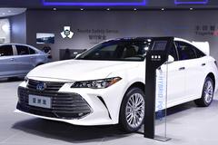 丰田国产全新插混动力 亚洲龙、RAV4等将使用