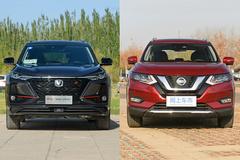 两款标杆SUV间的较量 CS75PLUS和奇骏怎么选?