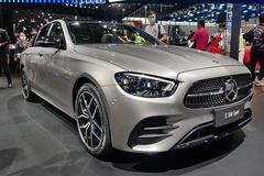 奔驰新款E级标轴版上市 提供两种动力 43.88万起售