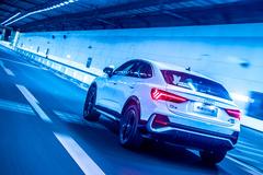 全新奥迪Q3轿跑SUV试驾 接触高颜值物种的几个须知