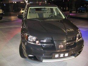三菱欧蓝德五门SUV 全面提升优惠10万元高清图片