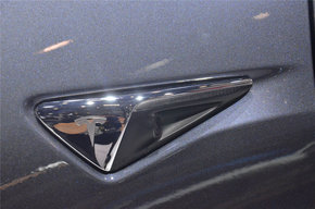 像苹果造的车 特斯拉Model3亮相重庆车展-图4