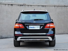 奔驰ML400汽油版 月末压轴降价仅79.8万