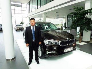 宝信销售经理谈全新BMW X5