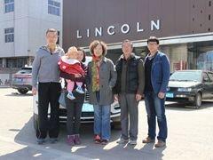 林肯之道 访MKC车主王先生