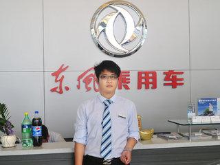 东风风神市场经理韦先生