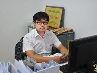 访谈奔腾销售经理李先生