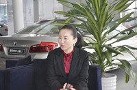 唐山宝琳宝马销售经理专访