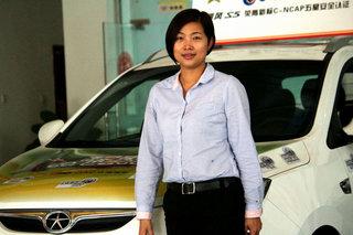 专访珠海华禾总经理杨妙霞