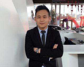 现代销售经理林鹏飞专访