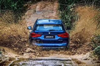 车主专访:开全新BMW X3
