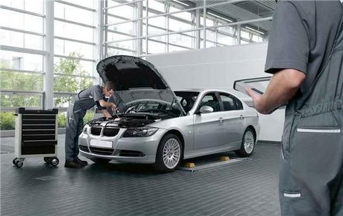 尊享专业呵护 BMW长悦专属服务计划_宝马5