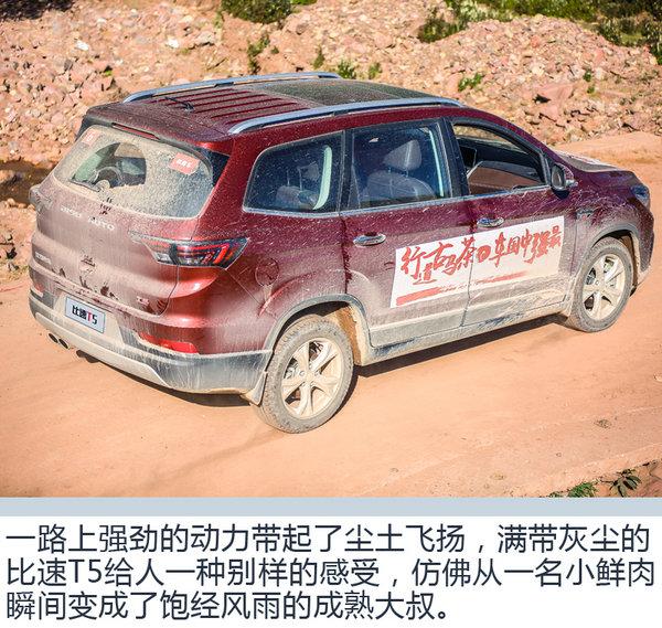 不惧高海拔的考验 和比速T5一起征服了滇藏线-图2