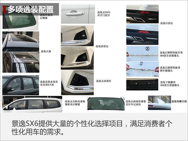 东风风行新款SX6将更名 增搭1.5T发动机-图2