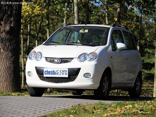 海马王子 海马王子 -3万左右车型首推荐 实用派代表的微型车高清图片