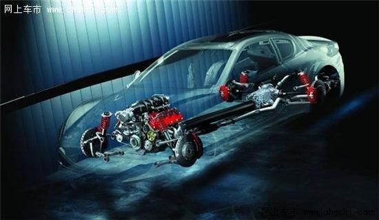 玛莎拉蒂发动机创新科技 尊重自然环境高清图片