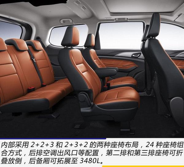 不输GL8 广州车展更适合全家出行的MPV都在这-图4
