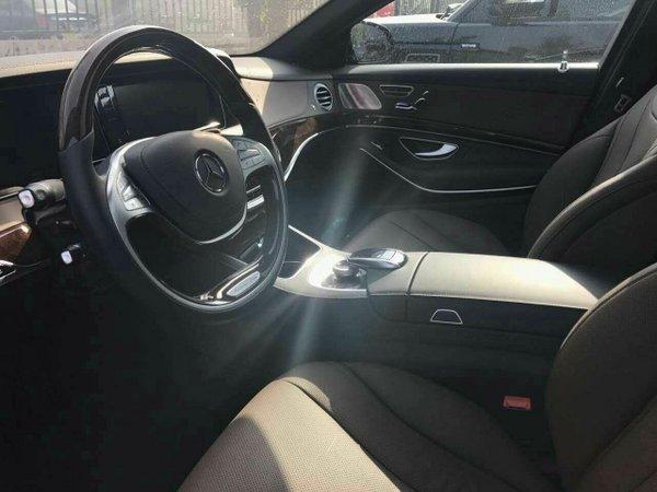 2016款奔驰S320行情现车 全国劲促特惠价高清图片