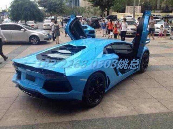 兰博基尼LP700新报价 大型超跑炫酷上线-图8