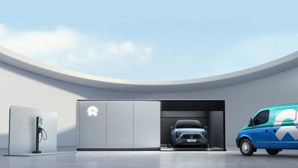 您的7座电动SUV已到账 实拍蔚来ES8-图2
