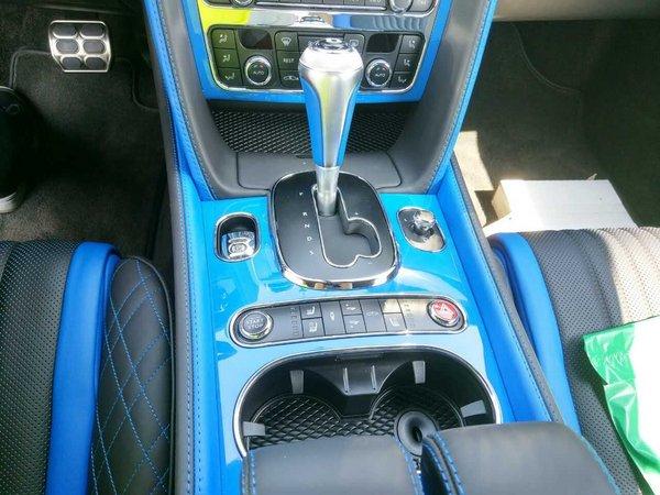 17款宾利欧陆GT穆勒定制版 尊享顶级工艺-图8